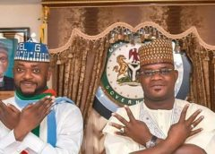 Onoja, Chief Of Staff To Governor Yahaya Bello Quits
