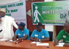 Int'l White Cane Day: FG Pledges Inclusive Quality Education For Blind People