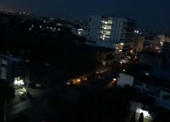 Again! Darkness As Electricity Grid Collapses