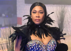 Regina Askia Back To Big Screen In 'Web'