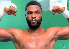 Come! I'll Help You Beat Anthony Joshua, Nigerian Boxer Tells Tyson Fury