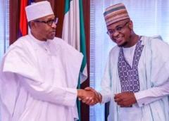 Al-Qaeda: Buhari Defends Pantami, Flays Nigerians