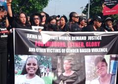 Akwa Ibom First Mobilises Women On Protest Against Rape, Murder Of Job Seeker