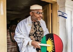 75 Northern Groups Ask For Nnamdi Kanu's Capture, Place N100 Million Bounty On Him