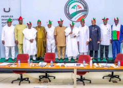 PDP Govs Sue For Electronic Transmission Of Vote Results