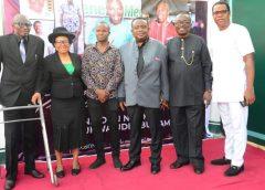 Memorable Red-Carpet Tribute Nite @ COSON House To 'Send-Off'  Udegbunam